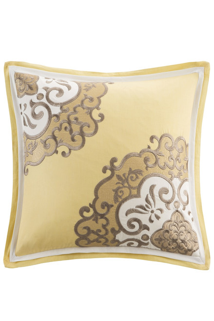 Buy N Natori Medallion Square Pillow from