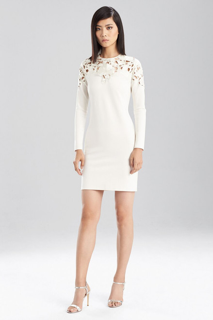 Buy Double Knit Jersey Cut Out Dress from