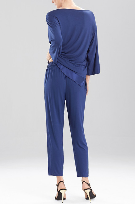Josie Natori Lounge Essentials Pants at The Natori Company