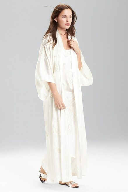 Buy Josie Natori Embroidery Robe from