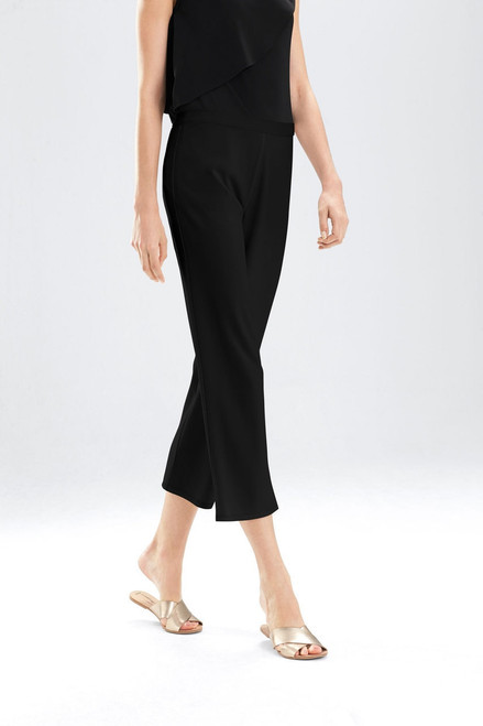 Buy Josie Natori Matte Jersey Pants from