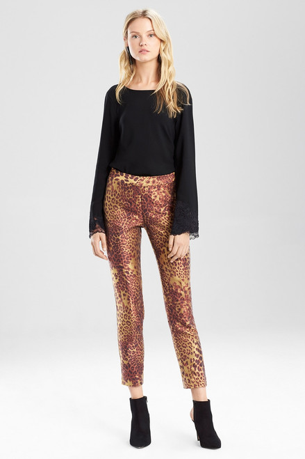Buy Animal Jacquard Pants from
