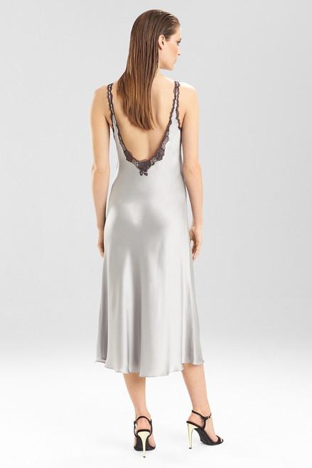 Josie Natori Lolita Scoop Gown at The Natori Company