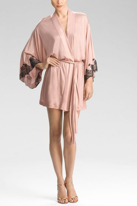 Josie Natori Charlize Wrap at The Natori Company
