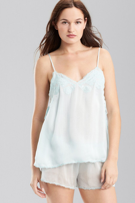 Buy Josie Natori Sheer Bliss Solid Tank from