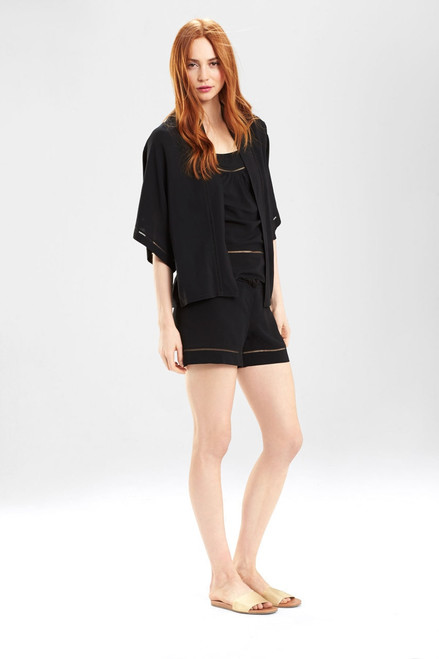 Buy Woven Chic Robe from