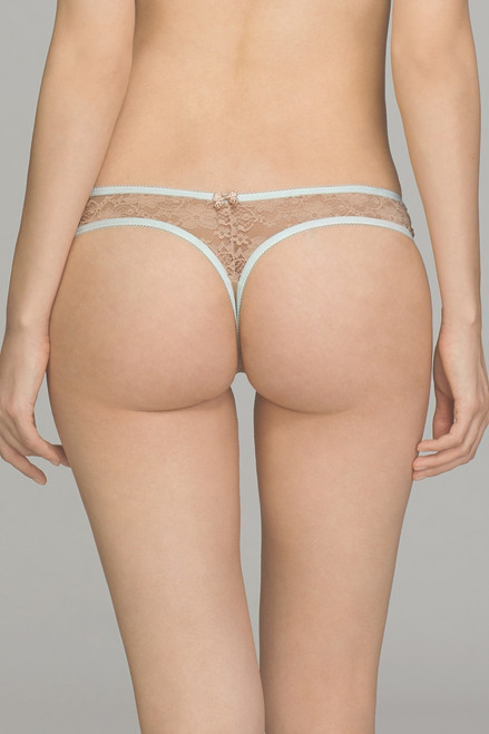 Addictive Low Rise Thong at The Natori Company