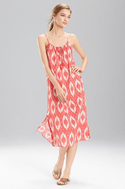 Buy Natori Batik Gown from