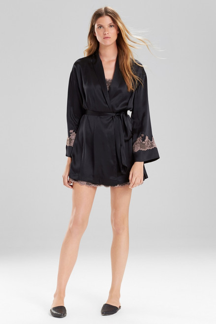 Buy Josie Natori Lolita Wrap With Lace from