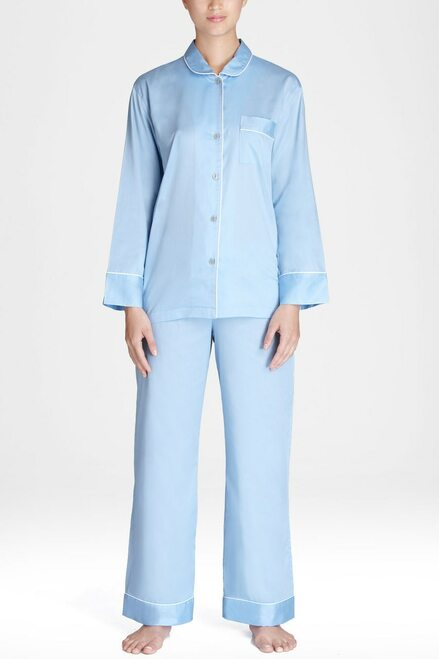 Natori Cotton Sateen Essentials PJ at The Natori Company