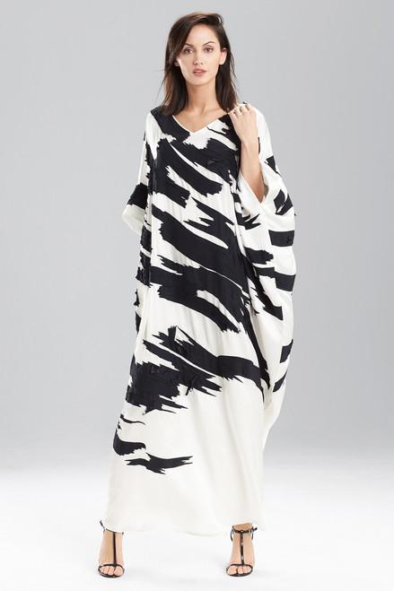 Buy Josie Natori Couture 3D Ikat Caftan from