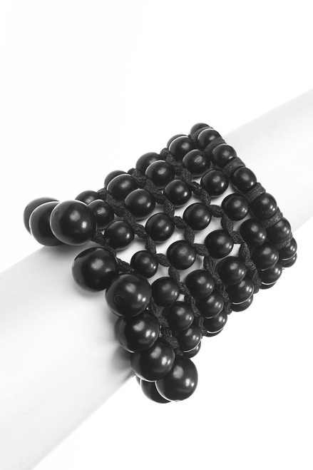 Buy Josie Natori Beaded Cuff from
