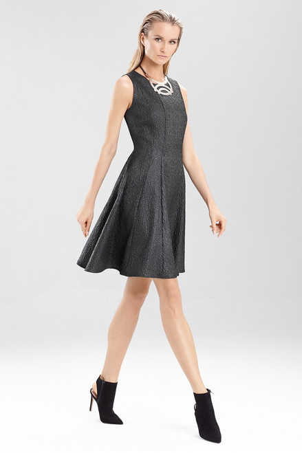 Buy Chintz Texture Sleeveless Dress from