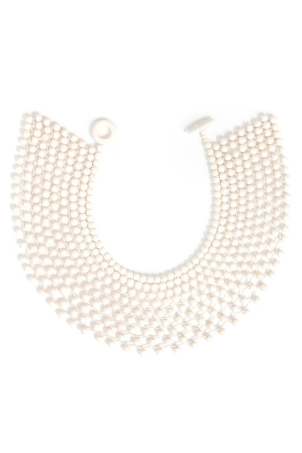 Buy Josie Natori Bone Small Beaded Necklace from