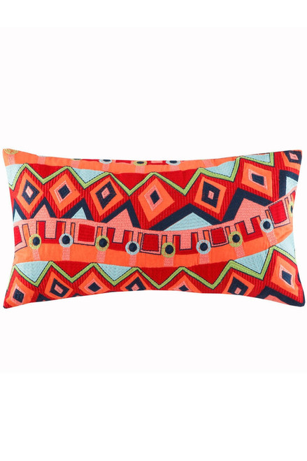 Buy Josie Hollywood Boho Oblong Pillow from