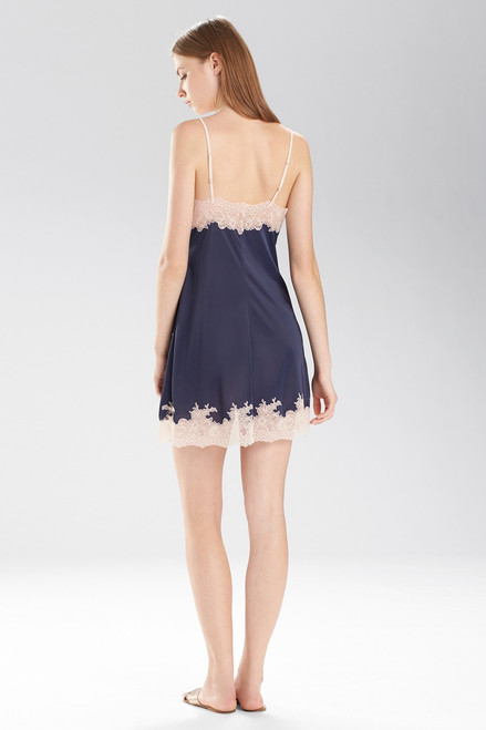 Natori Enchant Lace Trim Chemise at The Natori Company