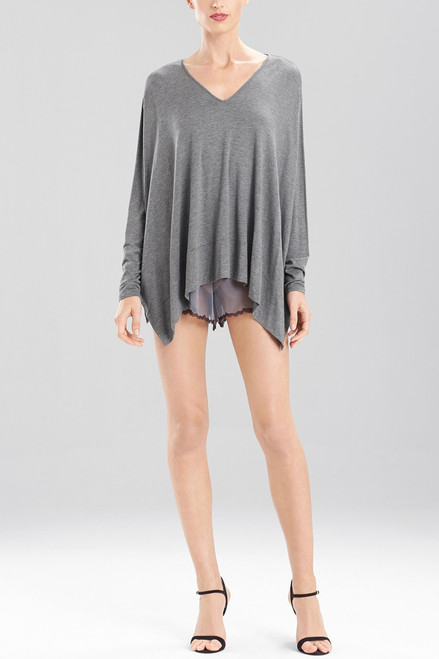 Buy Josie Natori Fuji V-Neck Top from