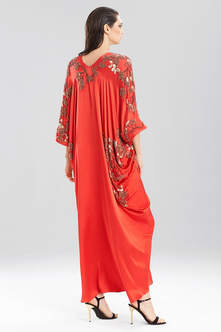 Josie Natori Couture Azar Caftan at The Natori Company