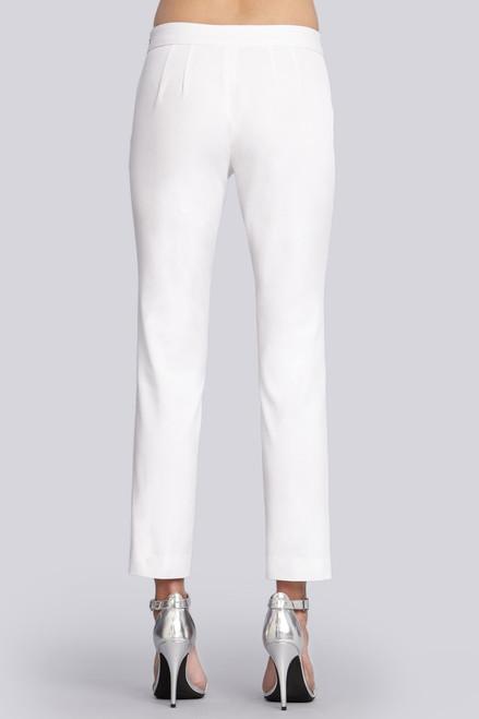 Josie Natori Stretch Pique Pants at The Natori Company