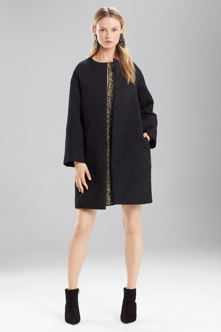 Buy Josie Natori Dragon Jacquard Jacket from