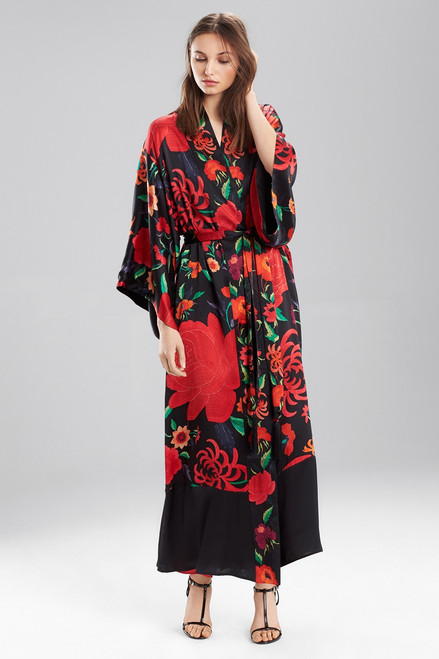 Buy Josie Natori Tapestry Garden Robe from