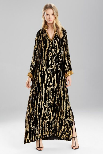 Buy Josie Natori Couture Golden Age Caftan from