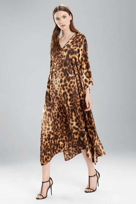 Buy Natori Leopard Caftan from