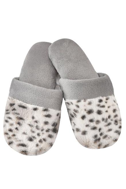 Buy Natori Snow Lynx Slippers from