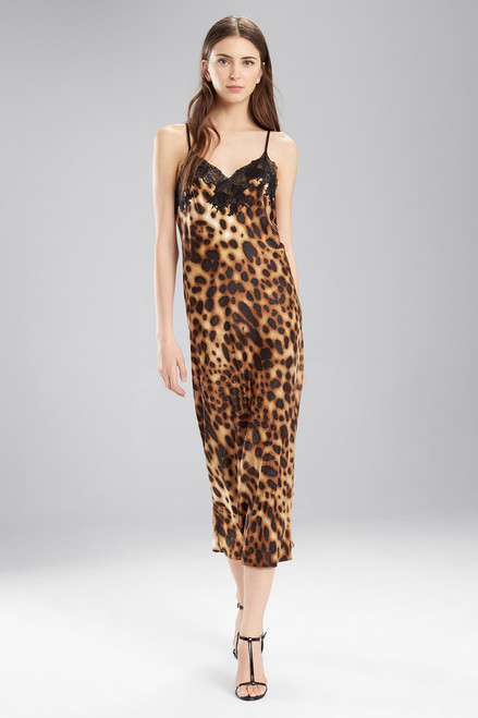 Buy Natori Leopard Gown from