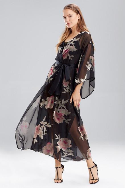 Buy Natori Velvet Rose Robe from