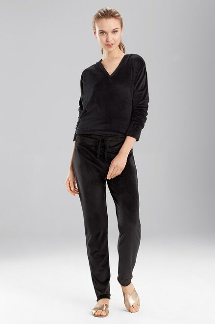 Buy N Natori Velour Lounge Pants from