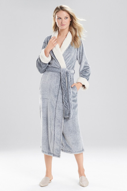 Buy Natori Sherpa Long Robe from