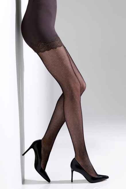 Buy Natori Bristles Shine Net Tights from
