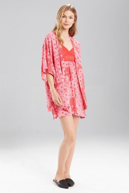 Buy Josie Challis Happi Coat Red Pink from