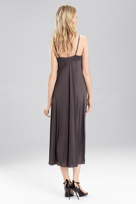 Josie Natori Glam Knit Swing Gown at The Natori Company