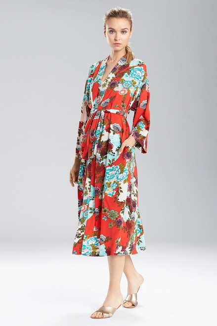 Buy N Natori Blossoming Fans Robe from