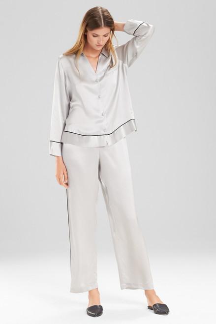 Buy Josie Natori Key Essentials Notch Collar PJ from