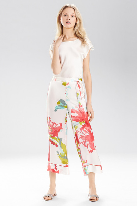Buy Josie Natori Tropics Cropped Pant from