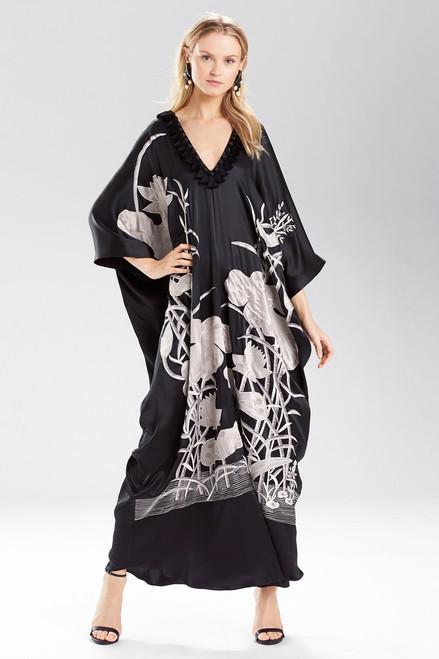 Buy Josie Natori Lotus Cocoon Caftan from