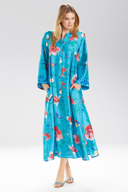 Buy Natori Manila Zip Caftan from