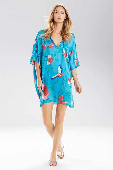 Buy Natori Manila Caftan Dress from