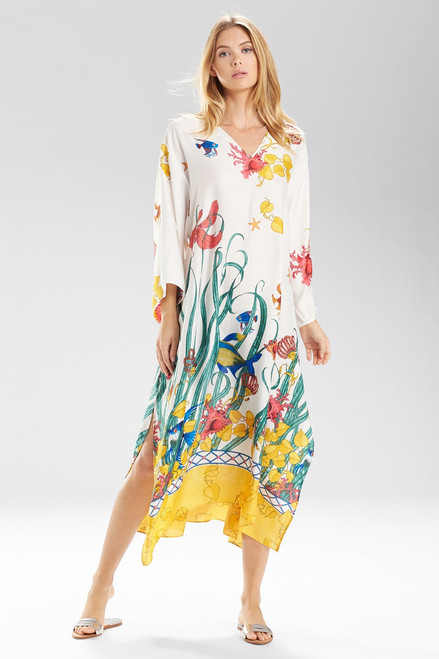 Buy Natori Under the Sea Caftan from