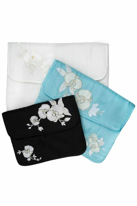 Buy Natori Orchid Lingerie Bag from