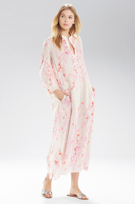 Buy Natori Orchid Spray Long Sleepshirt from