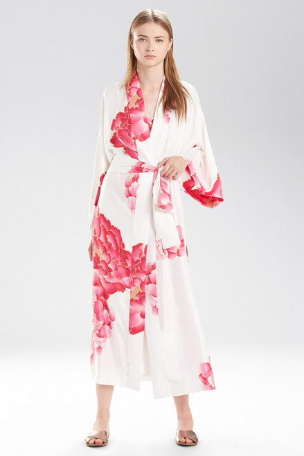 Buy Natori Peony Robe from