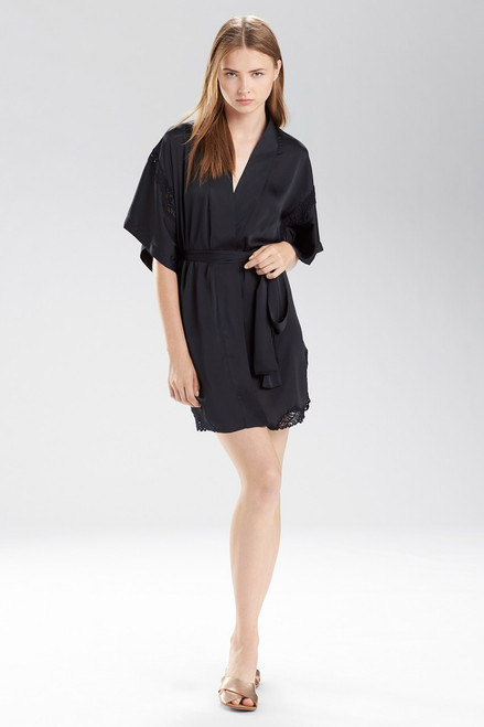 Buy Natori Feathers Satin Wrap from