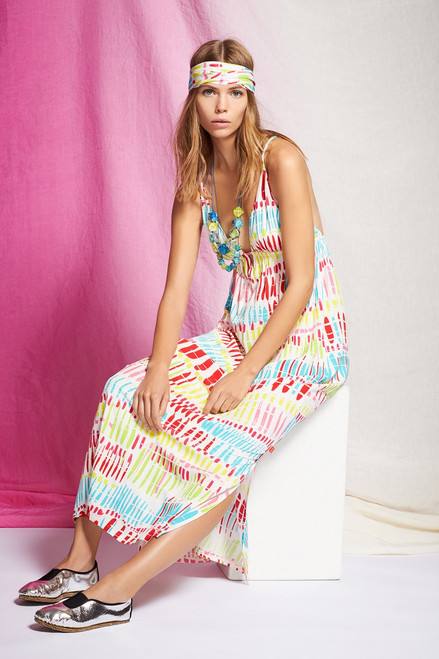 Josie Valley Mix Maxi at The Natori Company