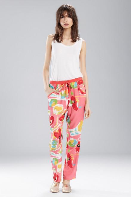 Buy Josie Valley Mix Kangaroo Pants Pink/Coral from