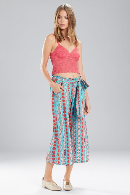 Buy Josie Valley Mix Capri Pants from