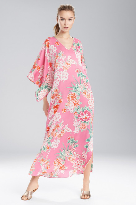 Buy N Natori Majestic Garden Caftan from